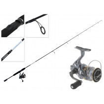 Shimano Ultegra 2500 FB and Nano STS Soft Bait Combo 6ft 6in 3-6kg 2pc
