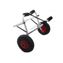 Foldable Kayak Trolley with Flat Base