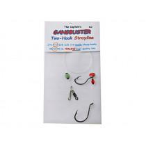 Captain Hook Gangbuster 3-Hook Strayline Rig 4/0
