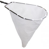 Nacsan 13ft Spare Polypropylene Scoop Net and Trap - Hook and Loop Fastener