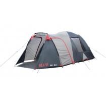Kiwi Camping Kea 5E Recreational Dome Tent 500 x 300cm