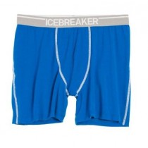 Icebreaker Mens Anatomica Boxers Awesome/Lunar M