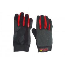 Pakula Carbon Game Fishing Leader Gloves M