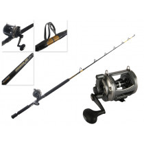 Okuma Solterra SLX 30 2-Speed Lever Drag and Sensor Tip Plus Game Combo 5ft 6in 24kg 1pc