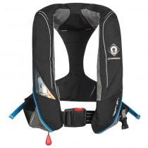Crewsaver Crewfit 180N Pro Manual Inflatable Life Jacket Black