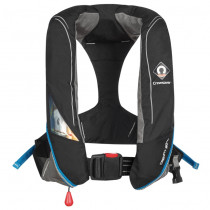 Crewsaver Crewfit 180N Pro Automatic Inflatable Life Jacket Black