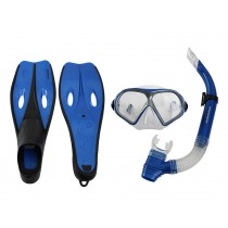 Mirage Challenge Adult Snorkeling Set