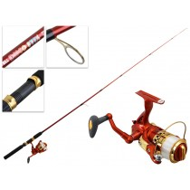 Kilwell LED Disco Stix Spinning Rod and Reel Combo