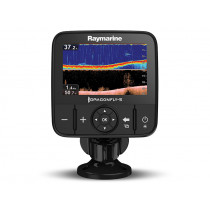 Raymarine Dragonfly 5DVS 5'' Dual Channel CHIRP Fishfinder with Transducer