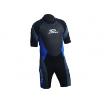 Aropec Monsoon Neoprene Mens Shorty Wetsuit 3mm