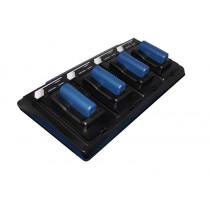 Inmarsat SatStation Four Bay Battery Charger for Isatphone Pro