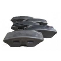 Raymarine SeaTalk2 to SeaTalk1 Blanking Plugs Qty 5