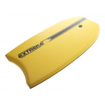 Extreme Limits XPE Slick Body Board with Leash