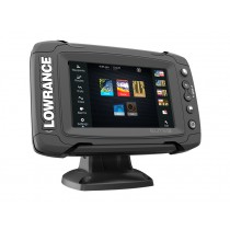 Lowrance Elite-5 Ti Touchscreen GPS/Fishfinder TotalScan Package