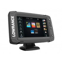 Lowrance Elite-7 Ti Touchscreen GPS/Fishfinder TotalScan Package