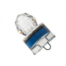 Underwater Diamond LED Strobe Light Blue