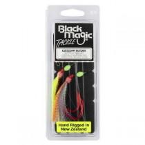 Black Magic Gummy Snatcher Flasher Rig 8/0