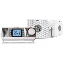 GME GR300BTWEP AM/FM Marine Radio Entertainment Pack