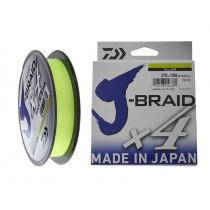 Daiwa X4 J-Braid Yellow 270m