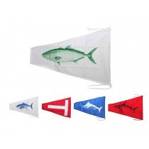 Nacsan Game Fishing Catch Flag
