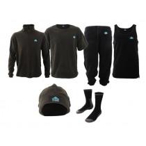Game Hunter 6pc Fleece Clothing Pack 2XL