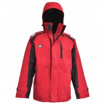 Line 7 Inshore Jacket Red Carbon