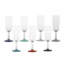 Marc Newson Unbreakable Champagne Glass