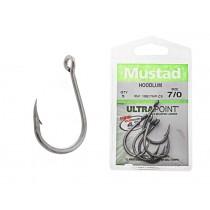 Mustad Hoodlum Z-Steel Live Bait Hooks