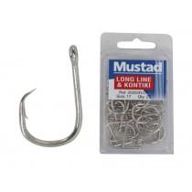 Mustad 20202RDT Longline and Kontiki Hooks Value Pack
