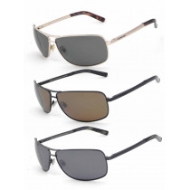 Pepper's Kona Polarised Aviator Sunglasses