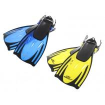 ProDive Open Heel Snorkeling Fins for Kids Size 1-4