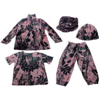 Ridgeline Kids Little Critters Pack Pink Camo