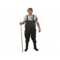 Shakespeare PVC Chest Waders Boot Size 8