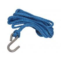 Trojan Trailer Winch Rope Blue - Heavy Duty