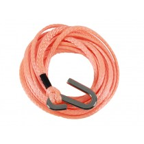 Synthetic Boat Trailer Winch Rope with S Hook