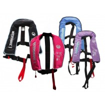 Watersnake PFD Inflatable Life Jacket 150N