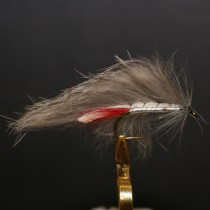 Fishfighter Rabbit Silver Lure Fly