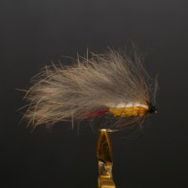 Fishfighter Rabbit Yellow Lure Fly