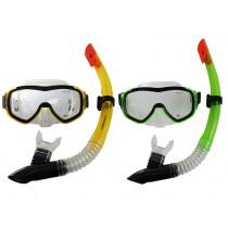 Hammerhead Explorer Adult Mask and Snorkel Set