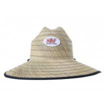Mad About Fishing Straw Hat