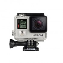 GoPro HERO4 Silver Digital Camera with Touch Display