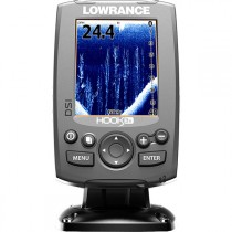 Lowrance HOOK-3x DSI Fishfinder with 455/800kHz Transducer