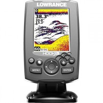 Lowrance HOOK-3x Fishfinder with 83/200kHz Transducer