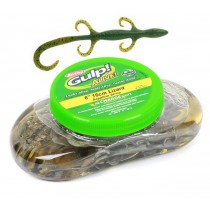 Berkey Gulp Alive 6'' Lizard Soft Bait Tub