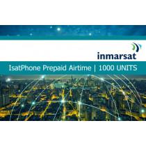 Inmarsat IsatPhone Prepaid Airtime 1000 Units