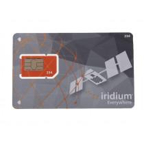 Iridium Prepaid Sim Card SDL