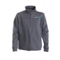 Shimano Technical Soft Shell Jacket Grey Black 2XL