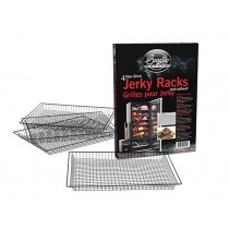 Bradley Teflon Jerky Racks Set of 4