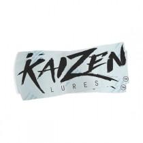 Kaizen-Large-Decal-Black