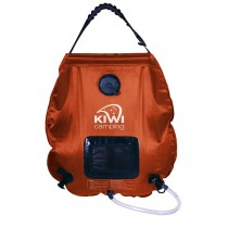 Kiwi Camping Deluxe Solar Shower 20L